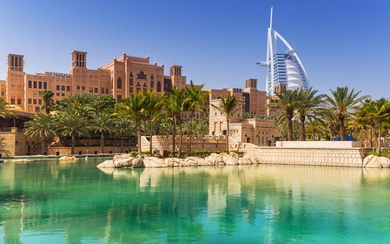 Dubai Pauschalurlaub buchen
