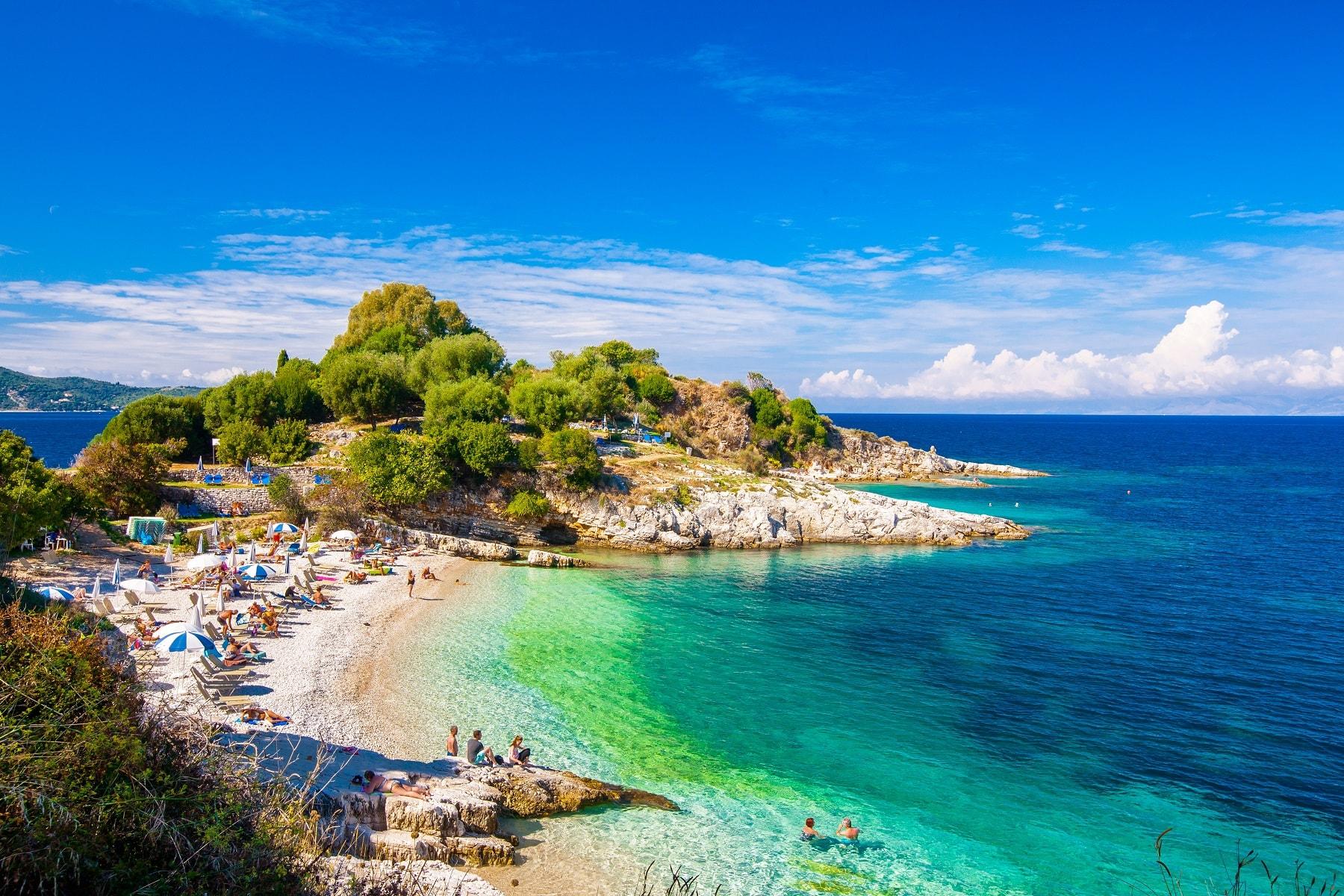 Korfu Pauschalreise