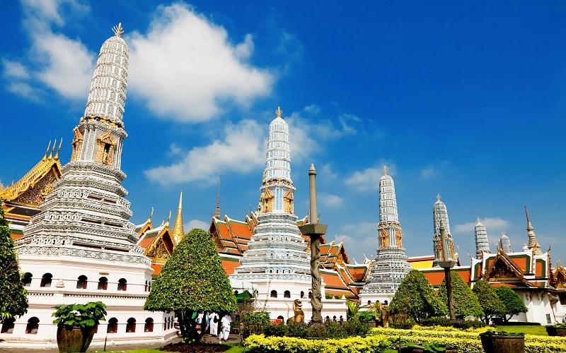 Pauschal nach Thailand