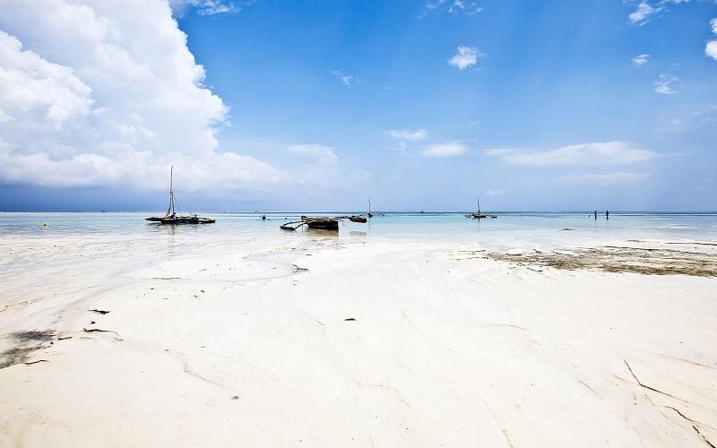 Pauschalreise Sansibar