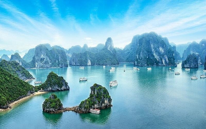 Pauschalreise Vietnam buchen