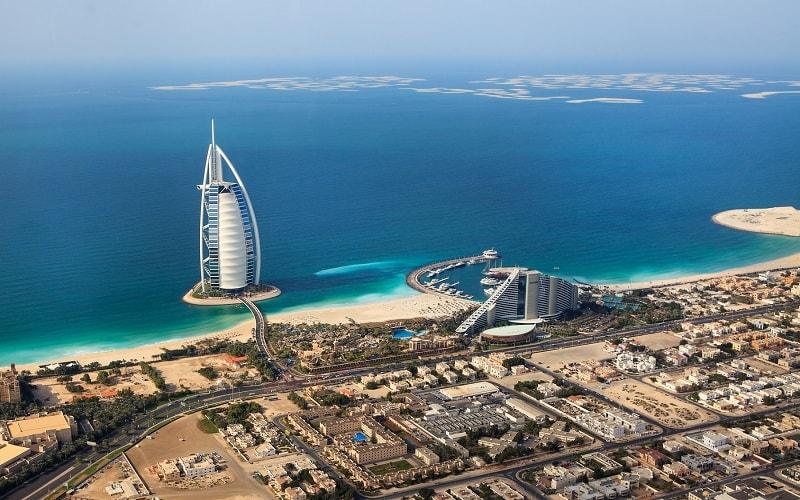 Pauschalreise nach Dubai