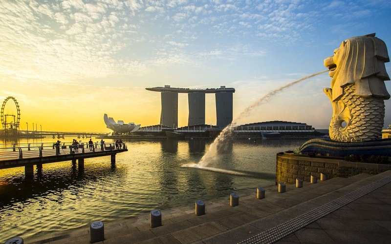 Singapur Pauschal buchen