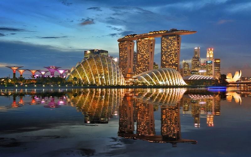 Singapur Pauschalurlaub