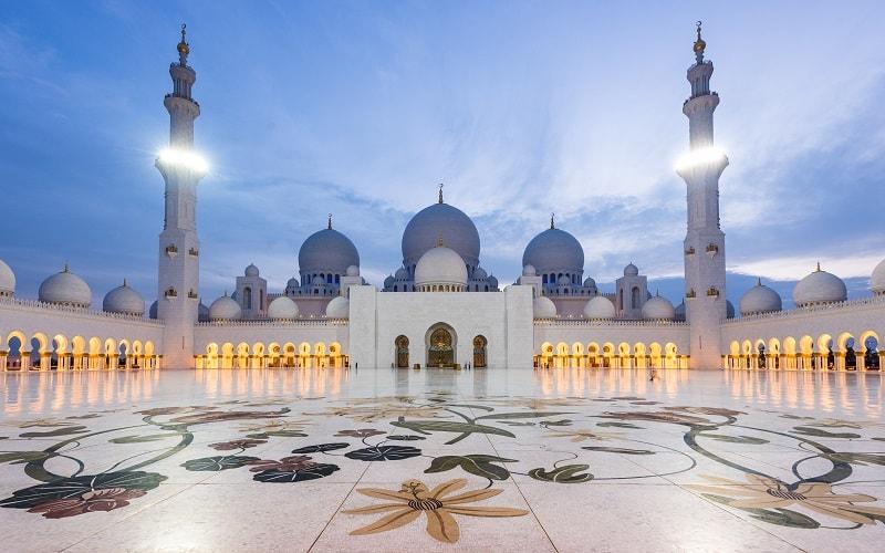 Vereinigte Arabische Emirate Pauschal buchen