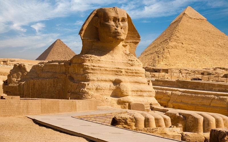 Aegypten buchen als Pauschalreise