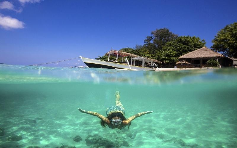 Bali Reise guenstig buchen