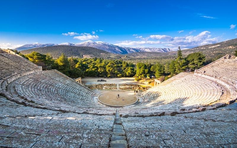 Peloponnes Urlaub
