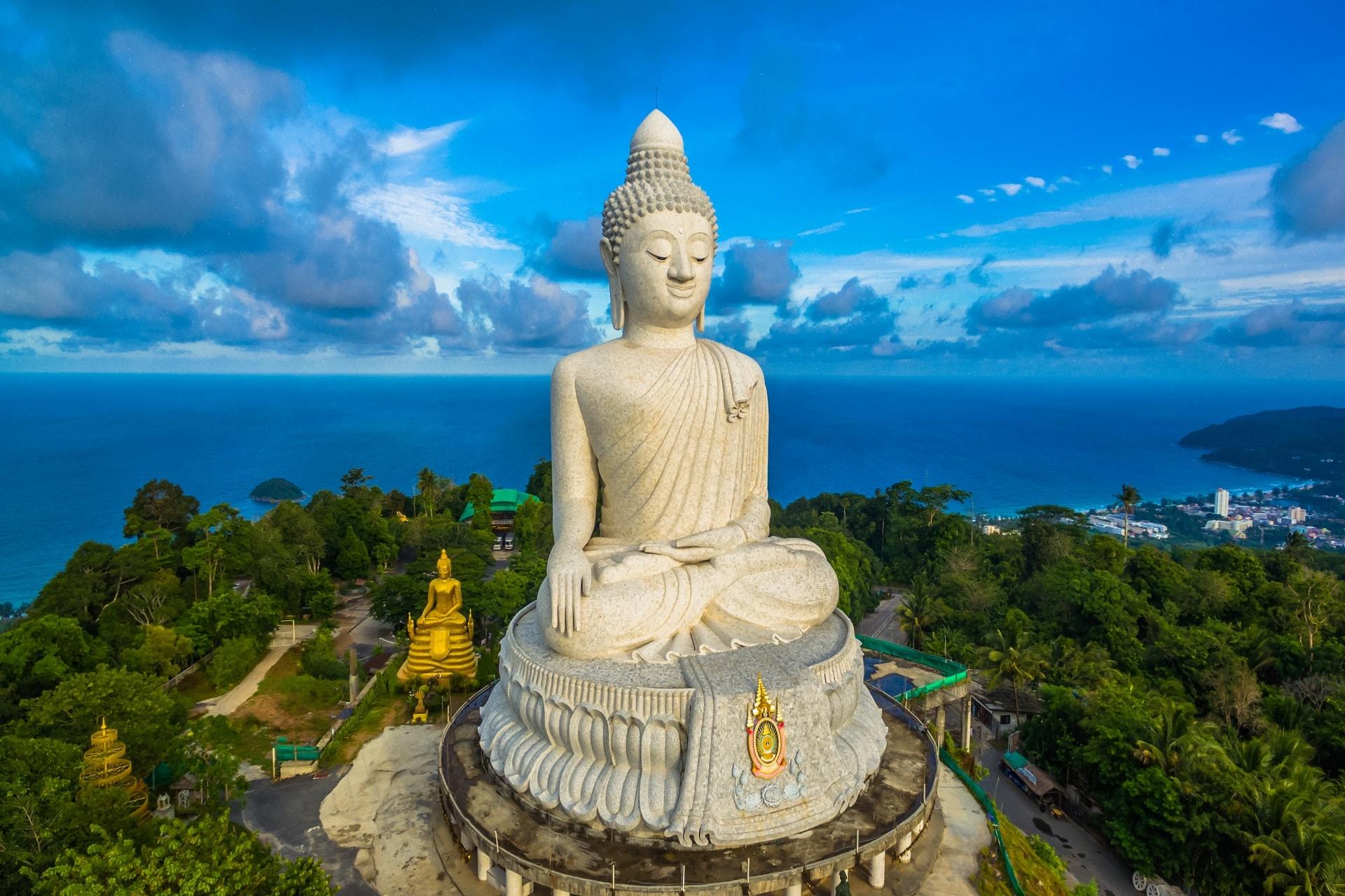 Thailand Tempelanlage Phuket