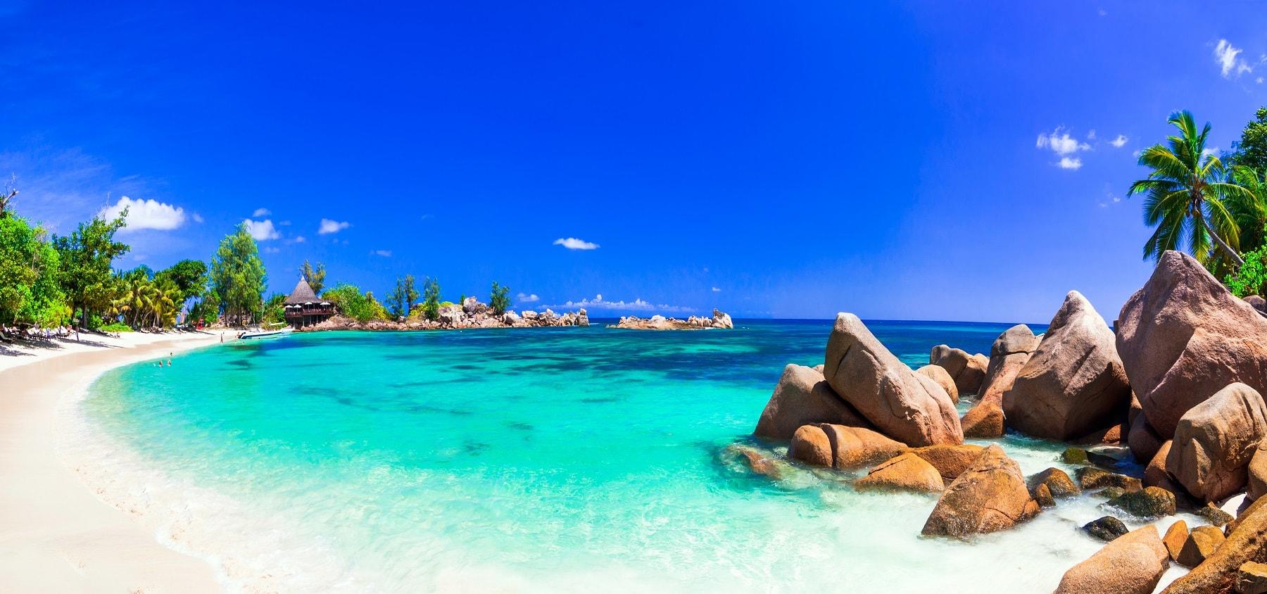 Seychellen luxusureisen